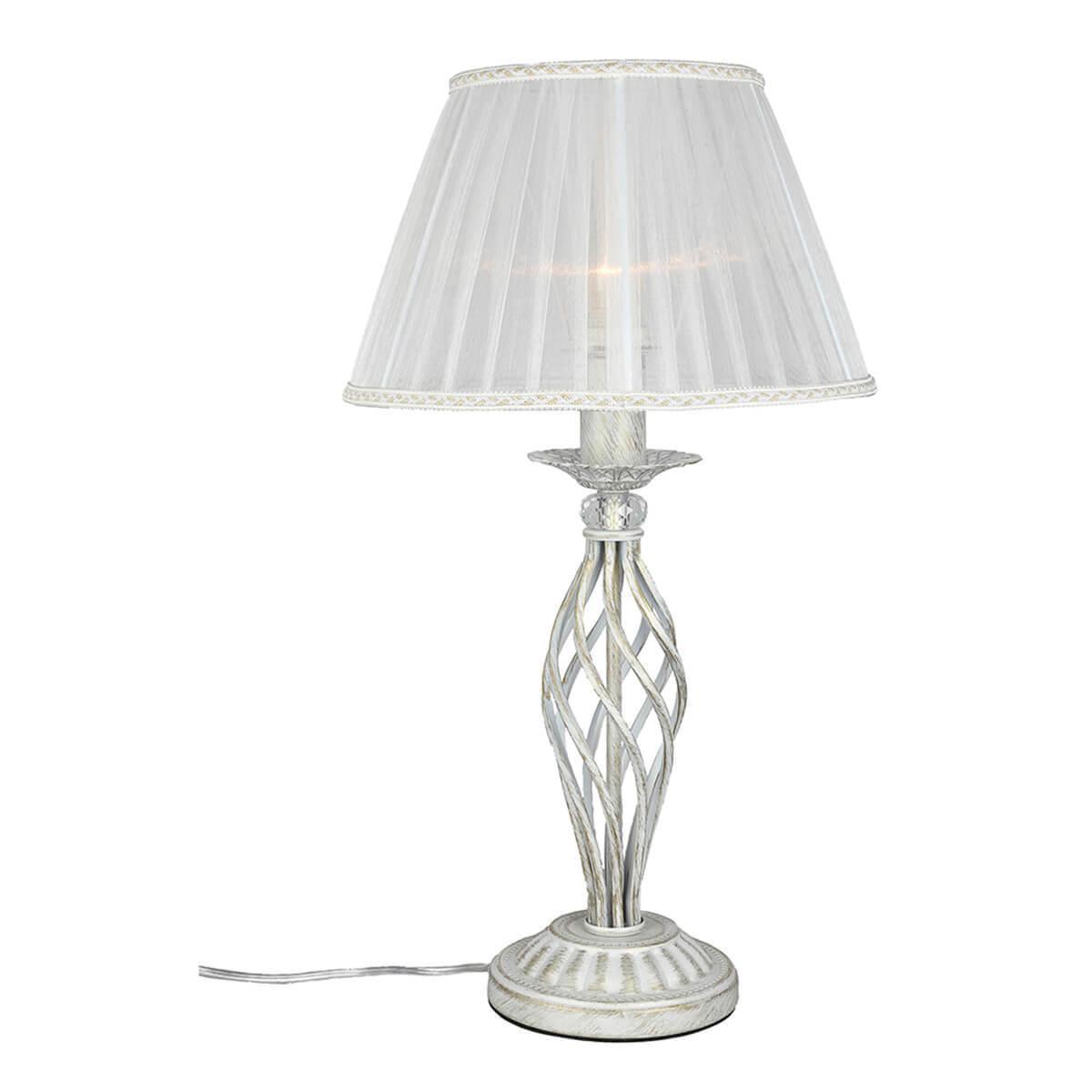 Настольный светильник Omnilux OML-79104-01, E14, 40 Вт