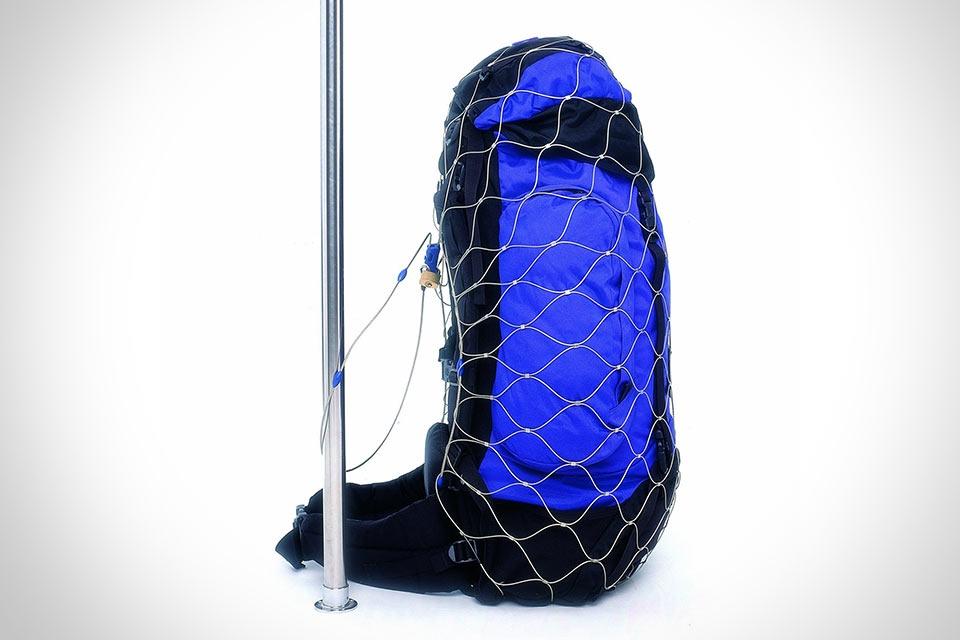 Сетка из троса на багаж или рюкзак PacSafe 85L PA001NT