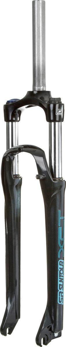 Фото - Вилка Shimano SF15-XCT HLO DS 100 29, шток 18 см вилка велосипедная rockshox 14 vivid r2c 200mm 222mm
