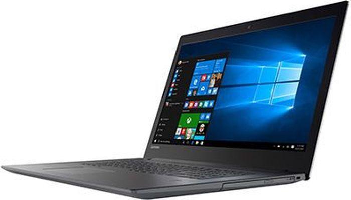 Ноутбук Lenovo V320-17IKB 81CN000YRU, серый ноутбук lenovo v320 17ikb 81ah002yrk