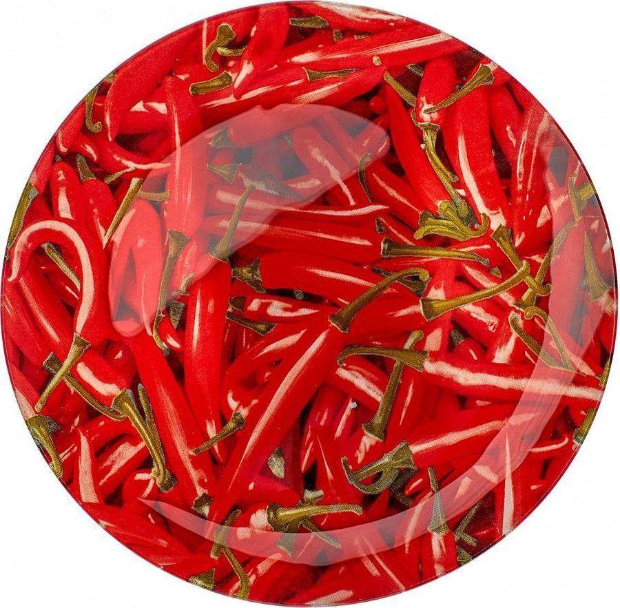 Блюдо сервировочное Walmer Chili Pepper, диаметр 25 см