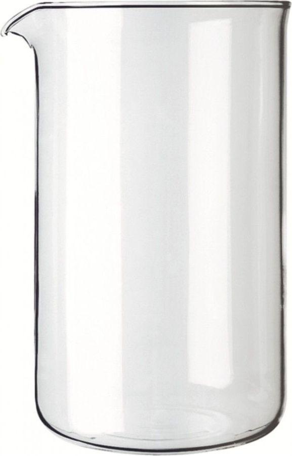 Колба для кофейников Walmer, W23000060, прозрачный, 600 мл колба walmer для кофейников 350мл стекло