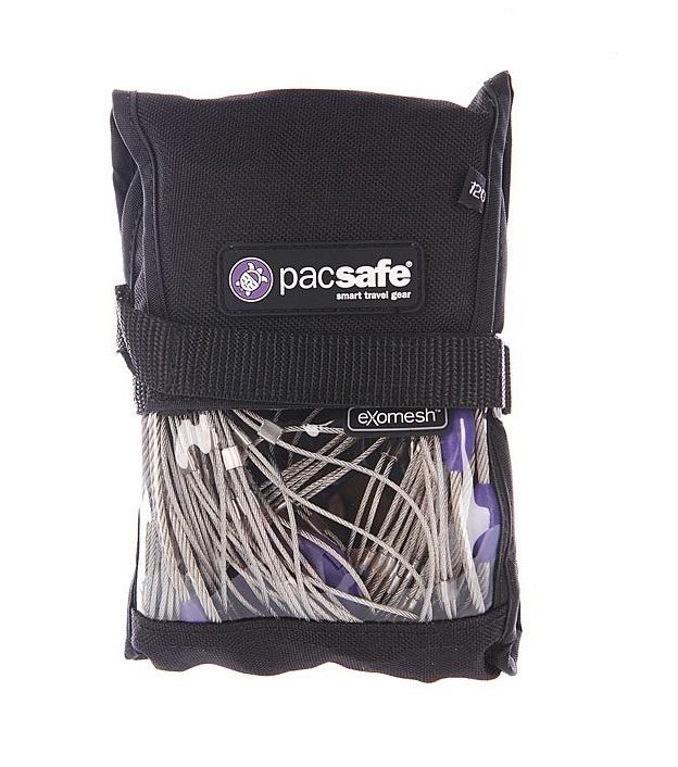 Сетка из троса на багаж или рюкзак PacSafe 120L PA002NT