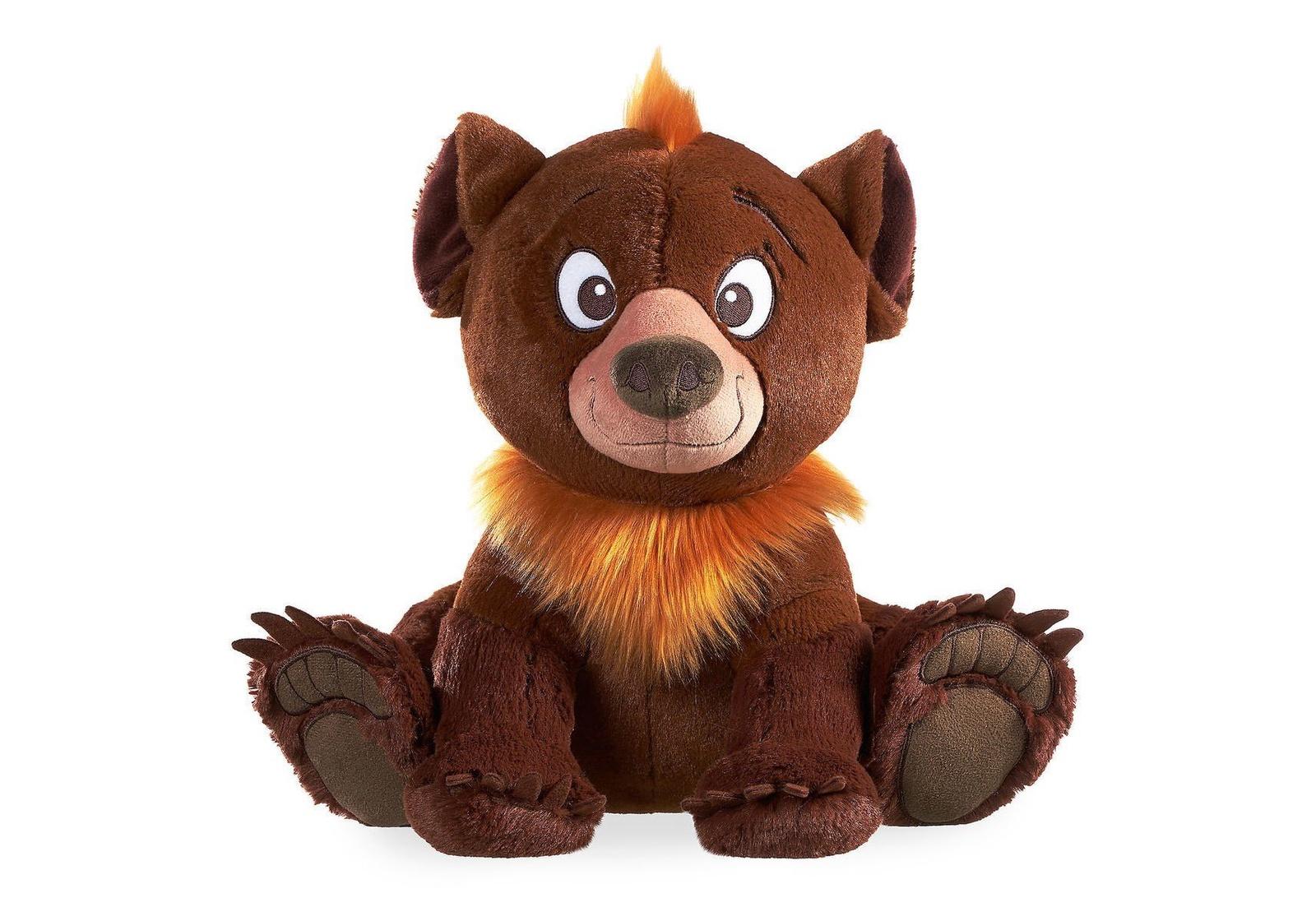 Мягкая игрушка Братец медвежонок Дисней Кода