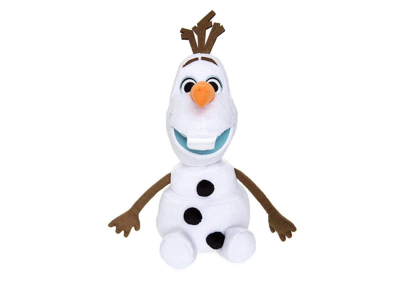 Мягкая игрушка Холодное сердце Дисней снеговик Олаф Disney стоимость