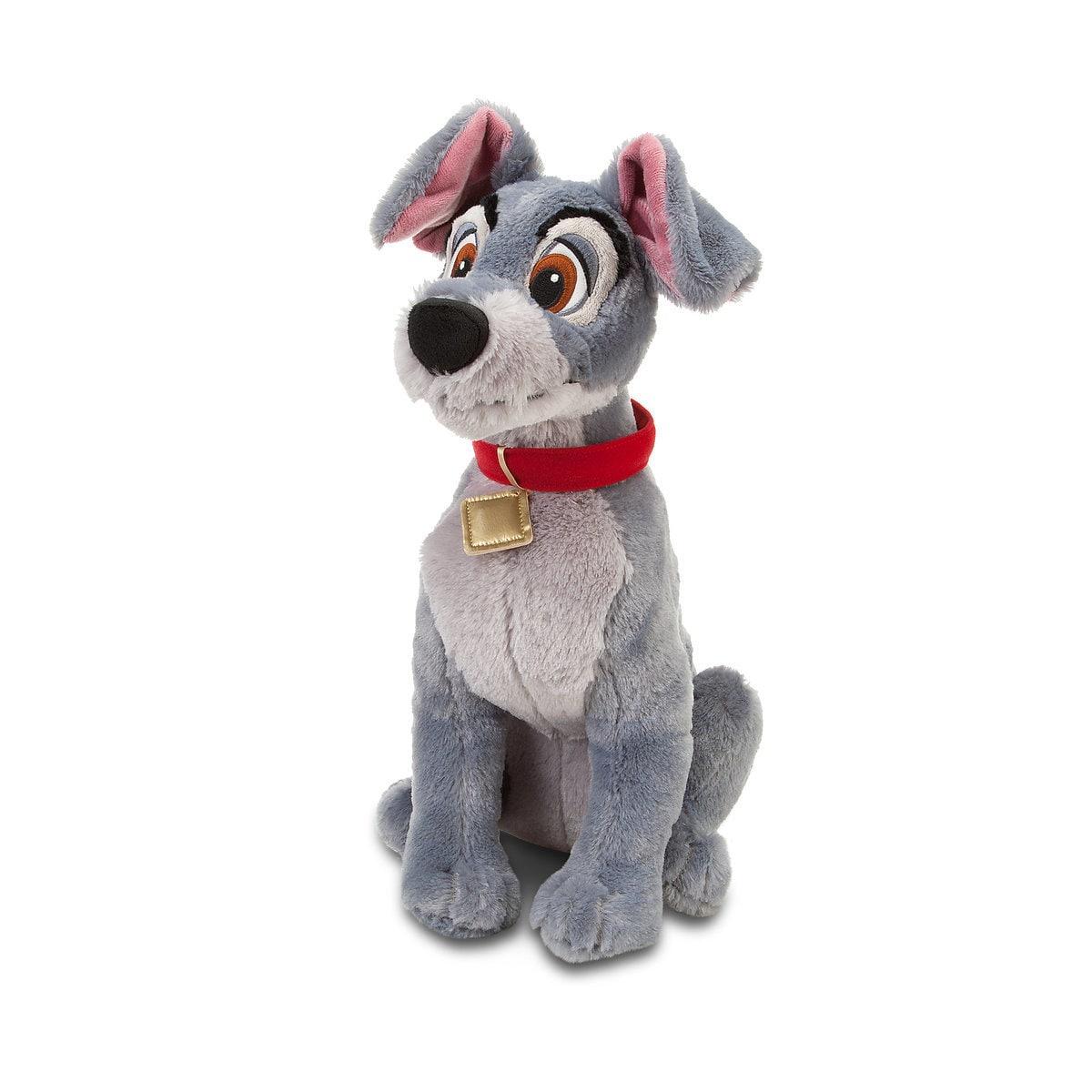 Мягкая игрушка Леди и Бродяга Дисней собака Бродяга Disney фигурка декоративная disney леди и бродяга 16 5 см