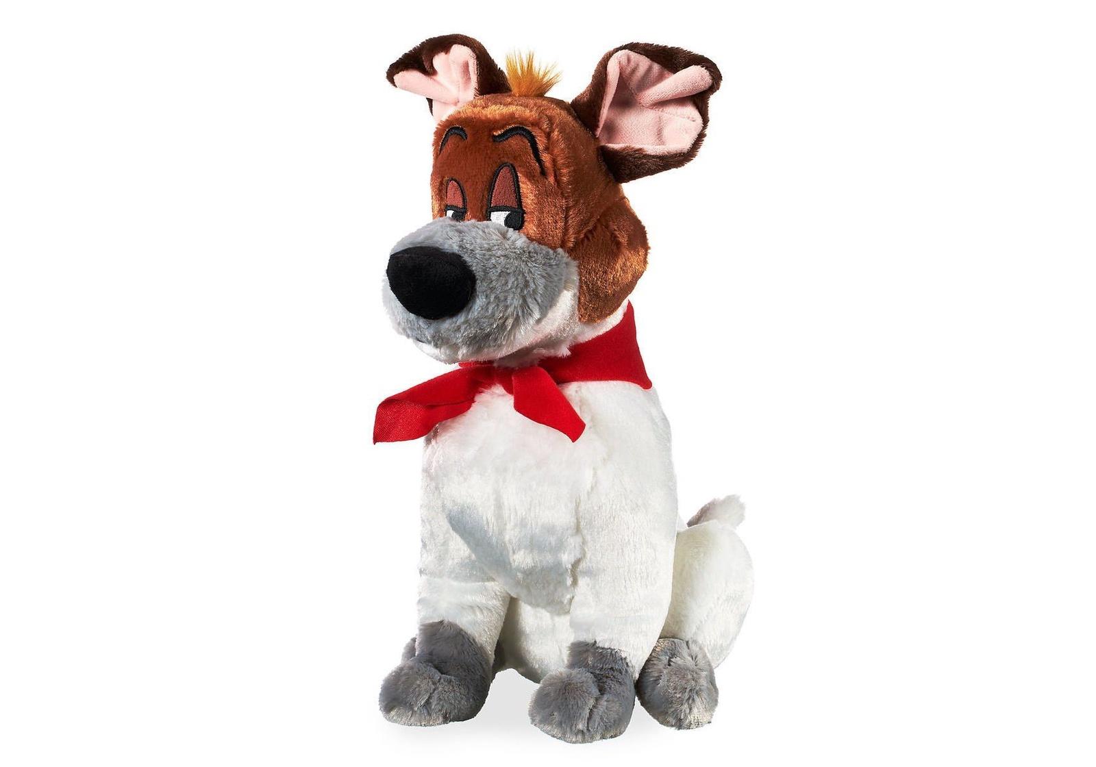 Мягкая игрушка Оливер и компания Дисней пес Доджер Disney оливер и пэтч