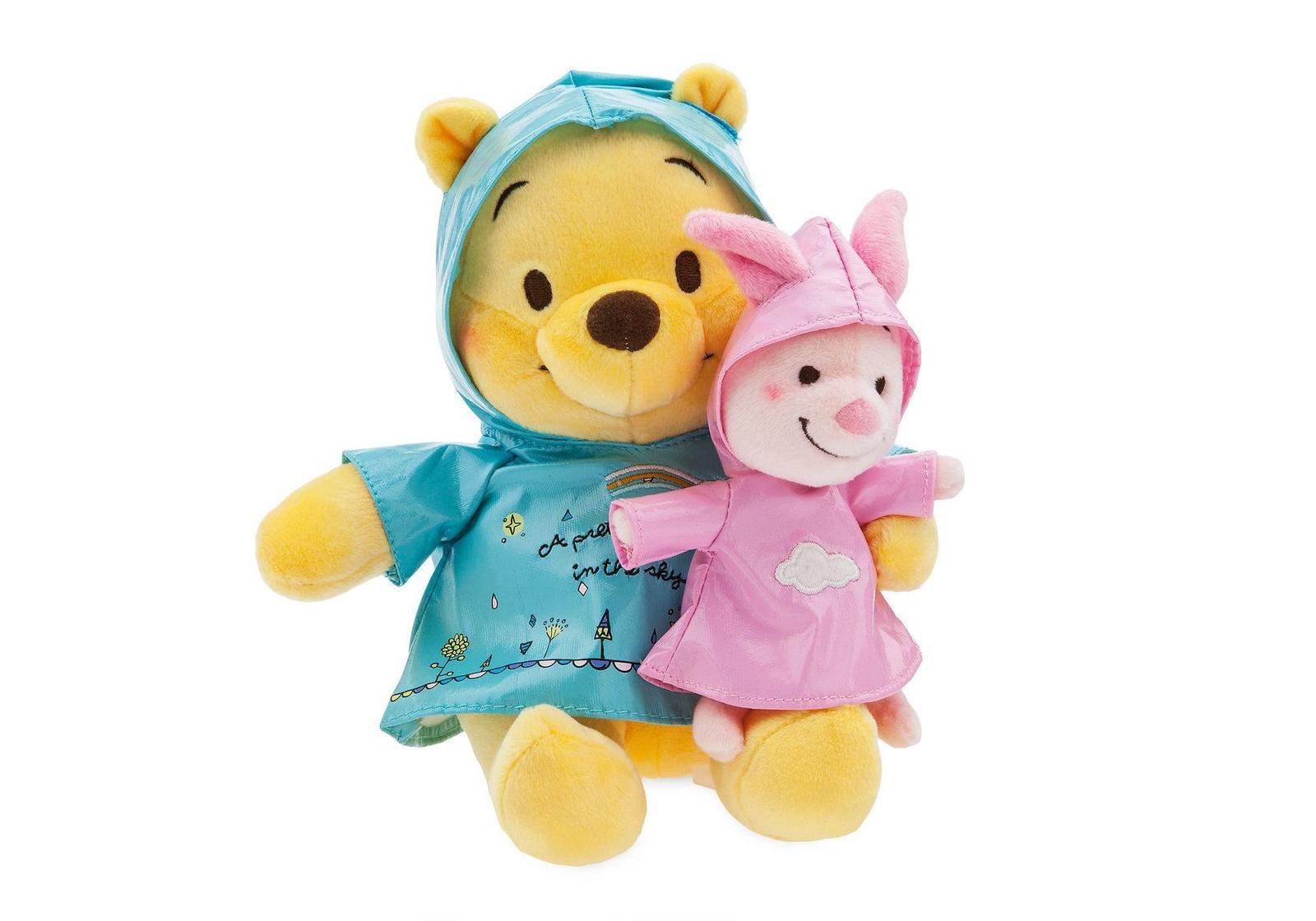 Мягкая игрушка Винни и его друзья Дисней медвежонок и Хрюник disney набор игрушек для песочницы винни и его друзья 4
