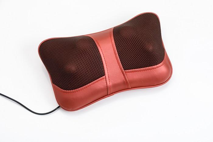 лучшая цена Массажная подушка с ИК-прогревом Fit Studio