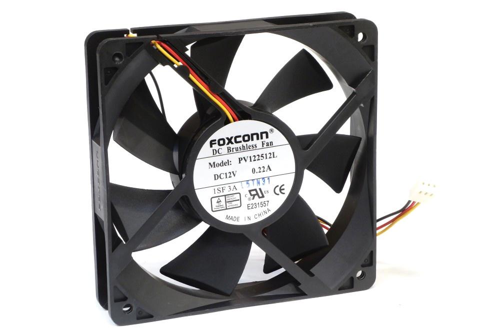Вентилятор для корпуса Foxconn PV902512P 92mm DC12V 4pin