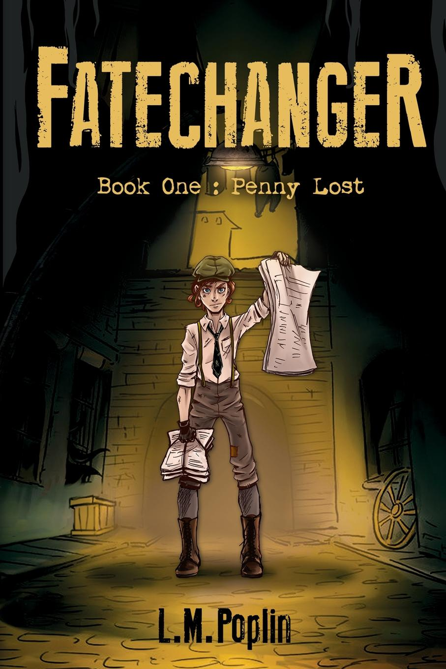 Fatechanger.  Penny Lost But when Penn is robbed, and the pickpockets kidnap the head newsboy...