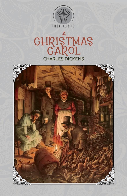 Чарльз Диккенс A Christmas Carol carol ericson the district