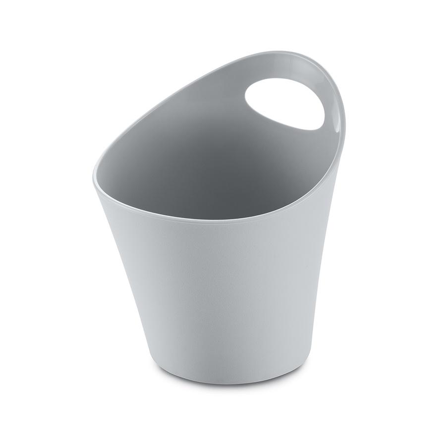 Органайзер для ванной Koziol Pottichelli XS, цвет: серый