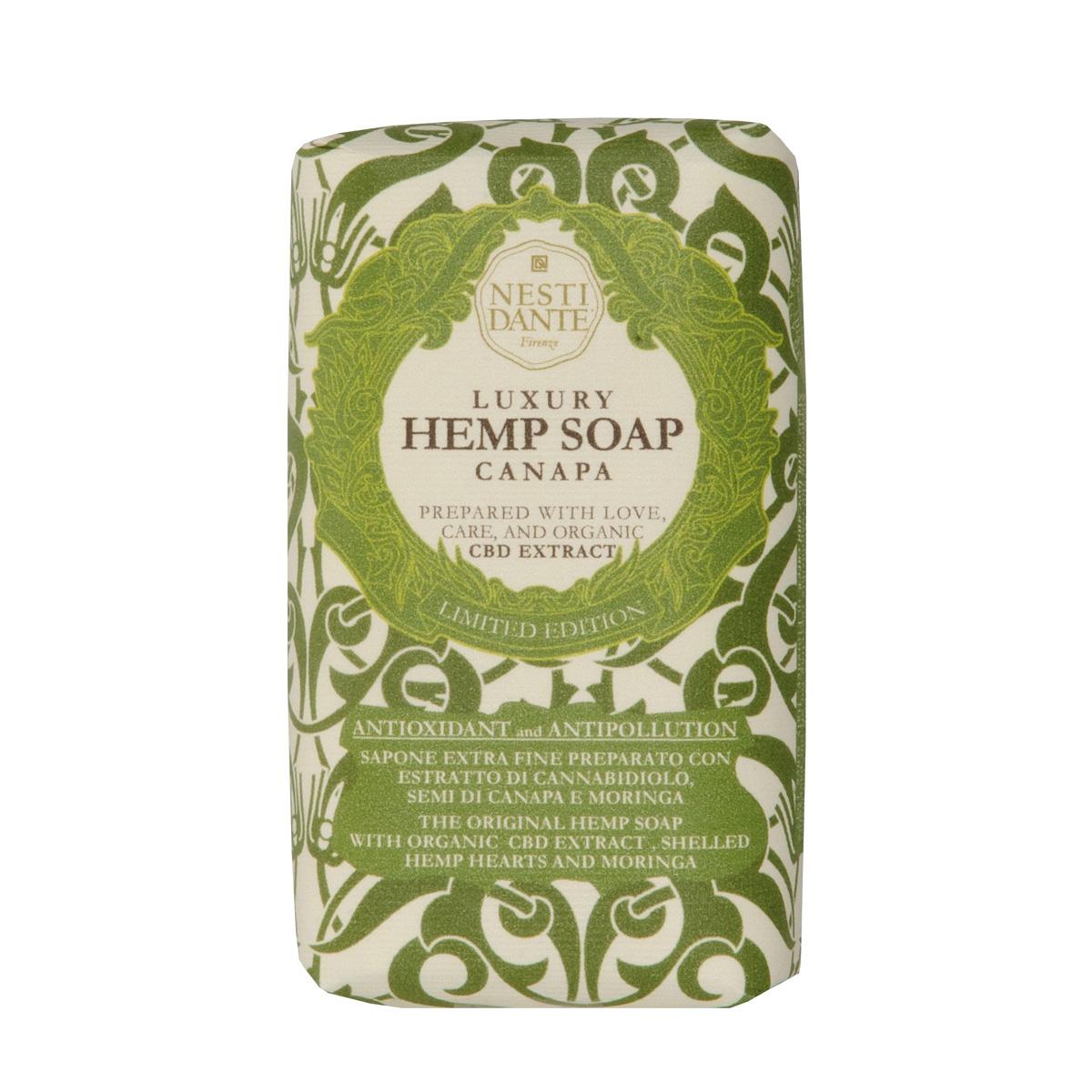Мыло Luxury Hemp Soap/Роскошное Конопляное