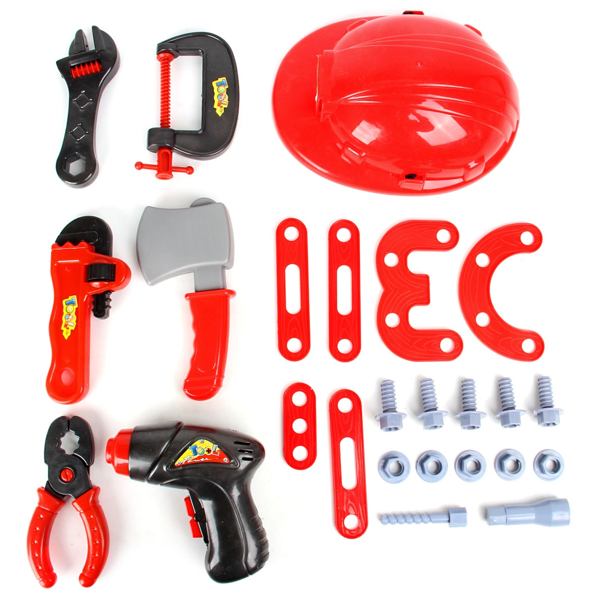 Набор инструментов с каской Veld Co