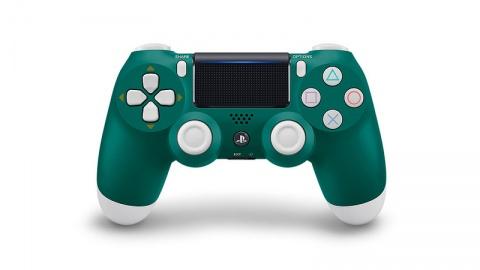 Геймпад Sony DualShock 4 Ver.2 (зеленый) джойстики назначение wii u джойстики оригинальные