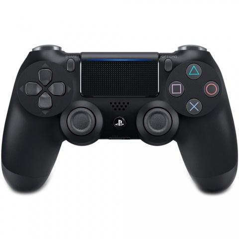 все цены на Геймпад Sony DualShock 4 Ver.2 (черный) онлайн