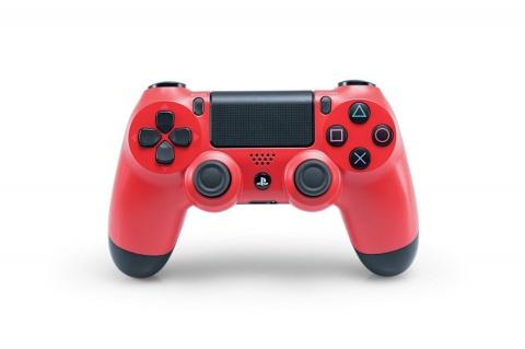 лучшая цена Геймпад Sony DualShock 4 Ver.2 (красный)