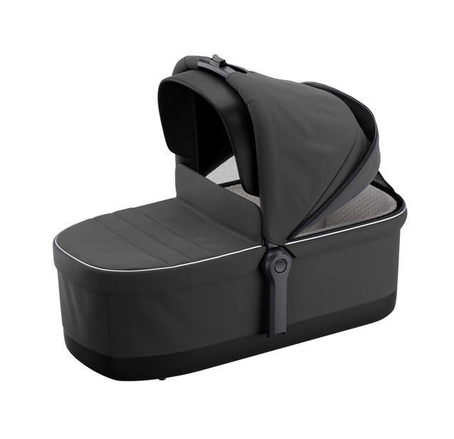 Thule Люлька для коляски Sleek Charcoal Grey люлька для коляски britax steel grey