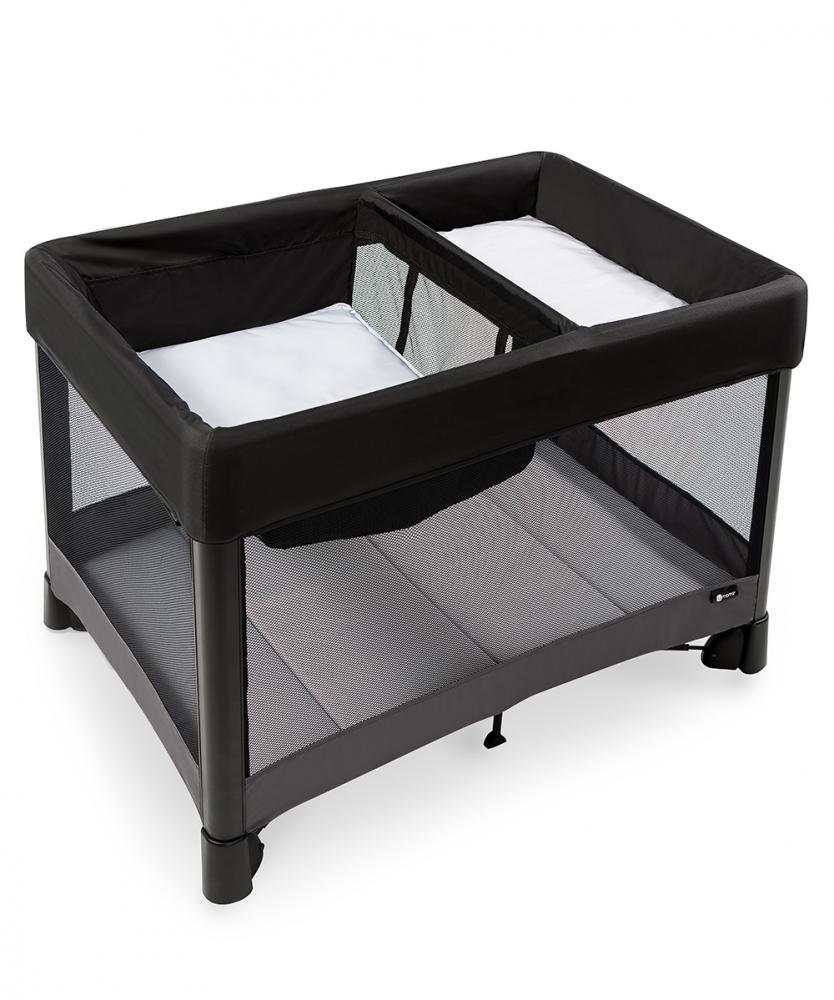 4moms манеж-кровать Breeze Plus черный