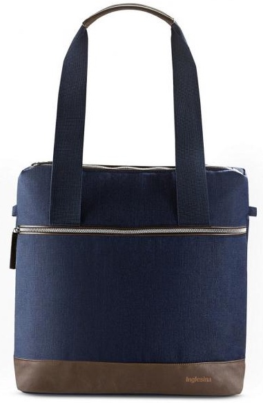 Inglesina Сумка - рюкзак для коляски BACK BAG APTICA, цвет COLLEGE BLUE сумка для коляски affinity blue sky