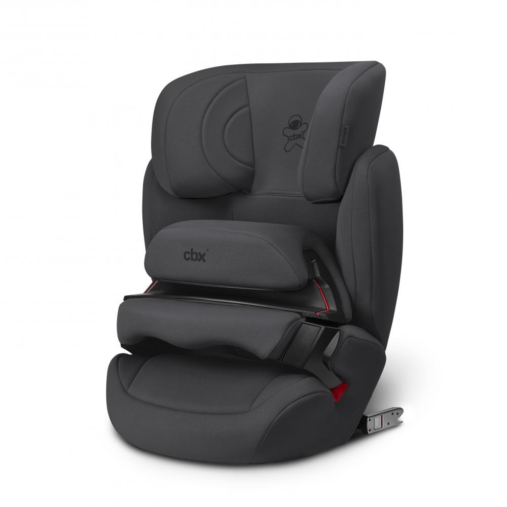 Cbx Автокресло Aura-Fix Comfy Grey автокресло cbx solution 2 fix comfy grey