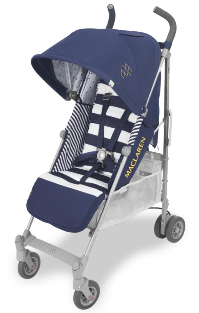 Maclaren коляска прогулочная QUEST Regency Stripe