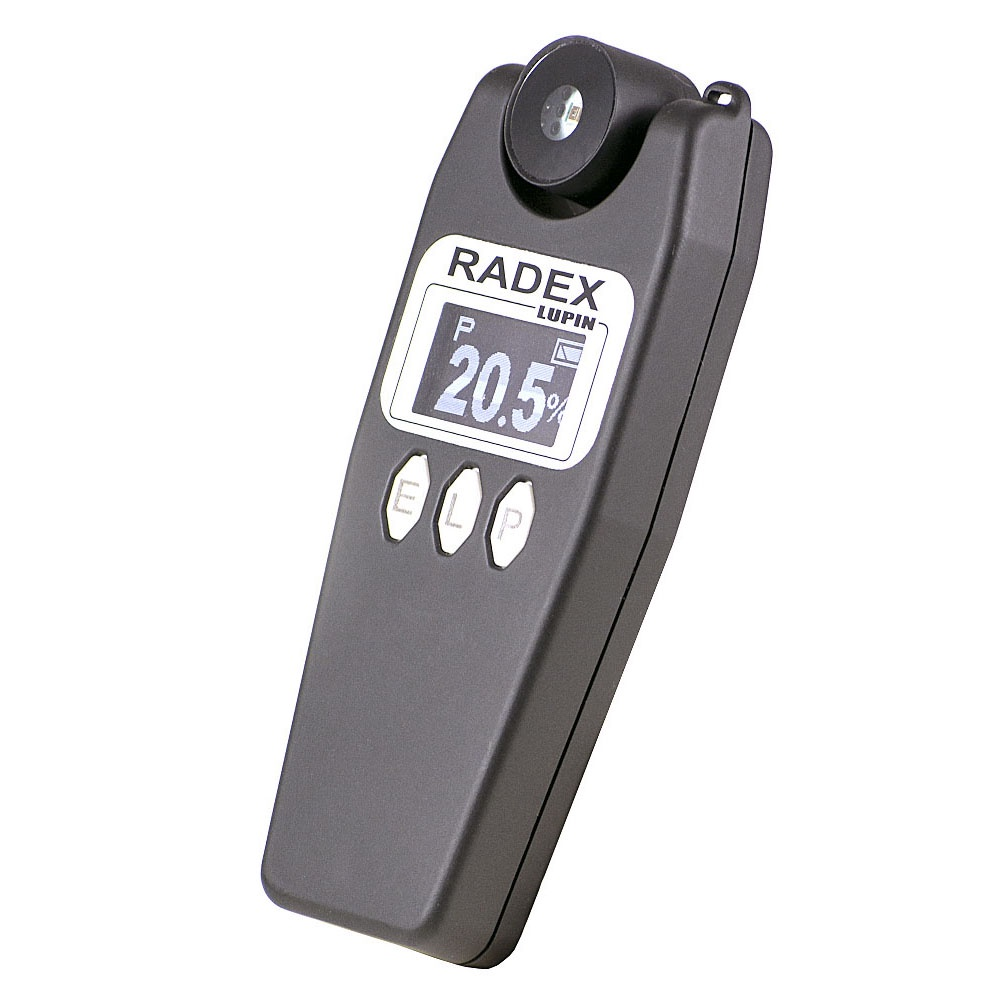 Люксметр-пульсметр-яркомер RADEX LUPIN дозиметр индикатор радиоактивности radex rd1008