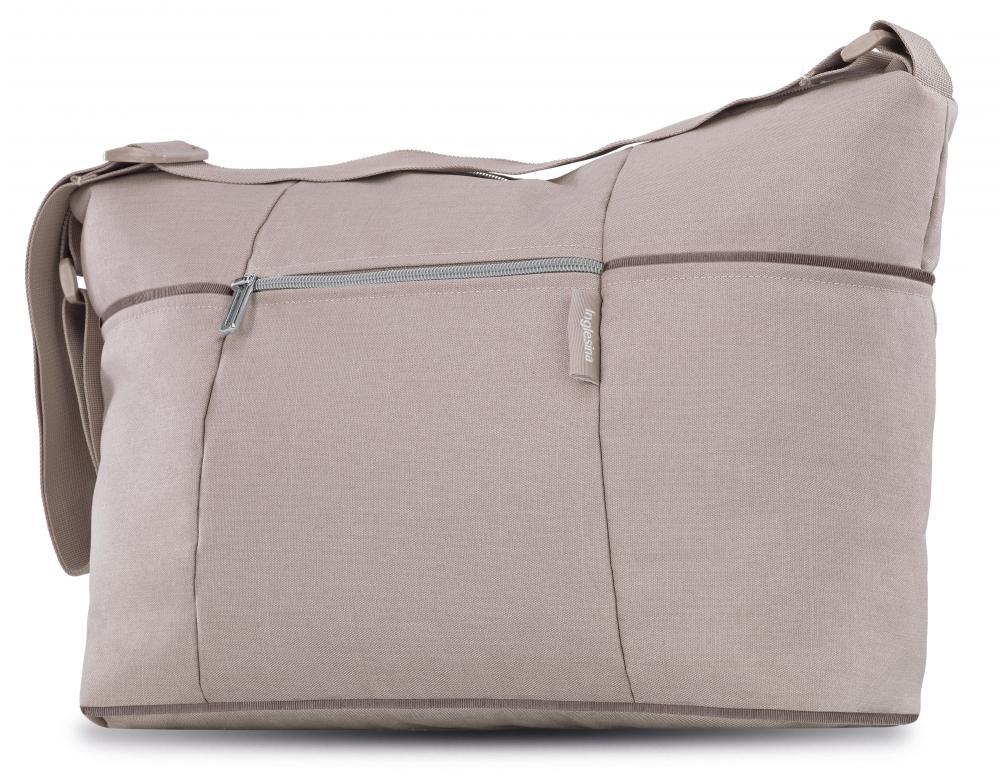 Inglesina Сумка для коляски TRILOGY DAY BAG, цвет ALPACA BEIGE сумка для коляски inglesina trilogy plus day bag panarea