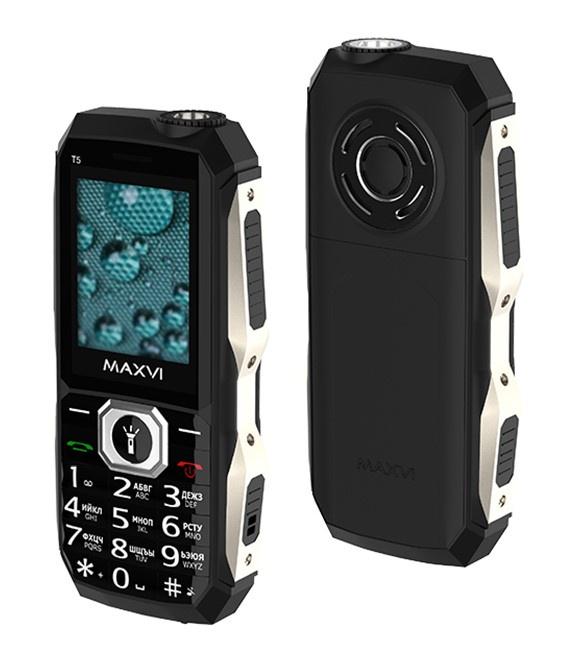 Мобильный телефон MAXVI Т5 Black