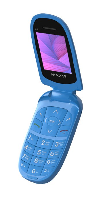 мобильный телефон maxvi e1,