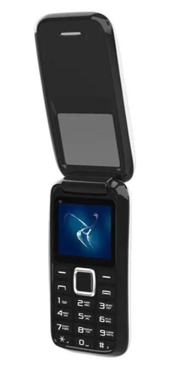 Мобильный телефон MAXVI E2 White телефон