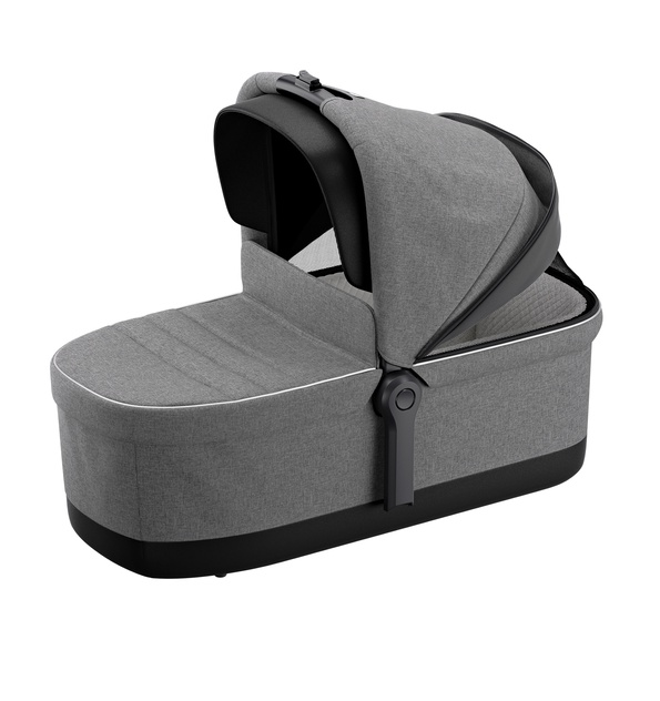 Thule Люлька для коляски Sleek Grey Melange люлька для коляски britax steel grey