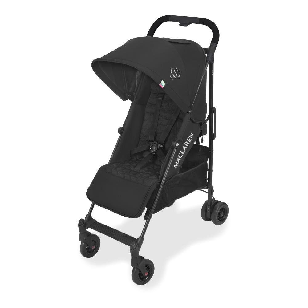 Maclaren коляска прогулочная QUEST ARC Black/Black 2019