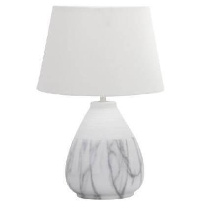 Настольный светильник Omnilux OML-82104-01, E14, 40 Вт настольная лампа декоративная oml 821 oml 82104 01