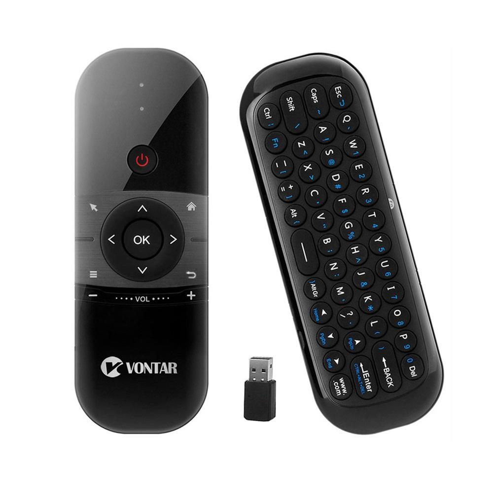 лучшая цена Воздушная мышь с клавиатурой Vontar 057 W1