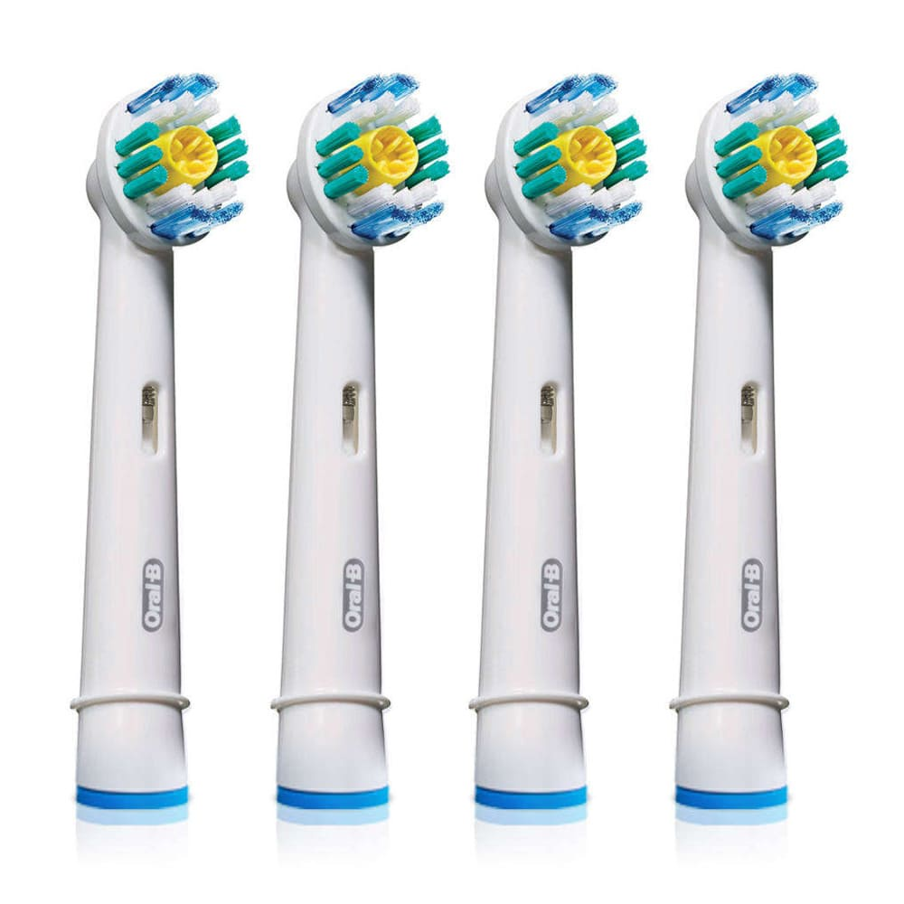 Насадка для зубных щеток Oral-B 3D White (4 шт) EB 18-4 насадка для зубных щеток oral b precision clean 4 шт eb 20 4