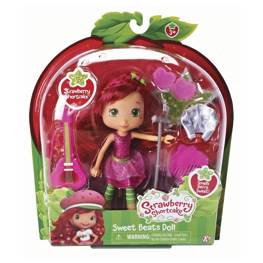Кукла Шарлотта Земляничка 15 см с музыкальным инструментом в ассортименте (Strawberry Shortcake 12243) the bridge кукла шарлотта земляничка