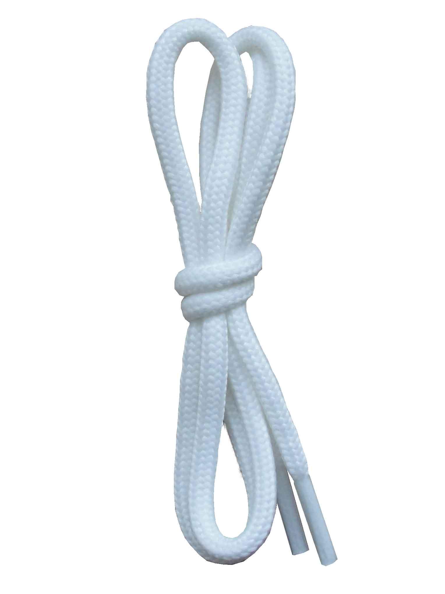 Шнурки ОРИОН 60см средние белые