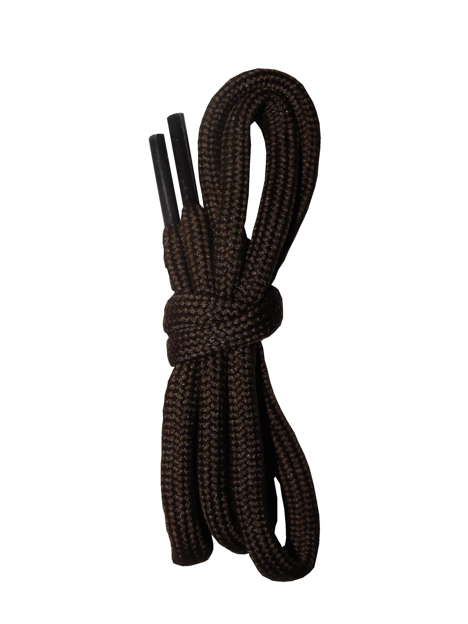 Шнурки ОРИОН 75см средние коричневые