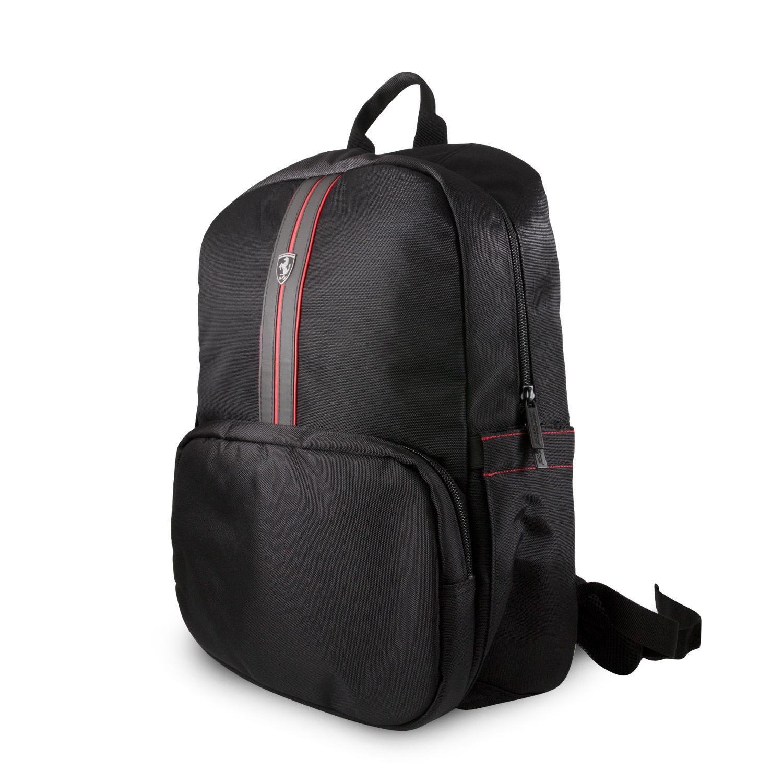 """Рюкзак Ferrari Off Track URBAN COLLECTION для ноутбука 15"""", черный"""