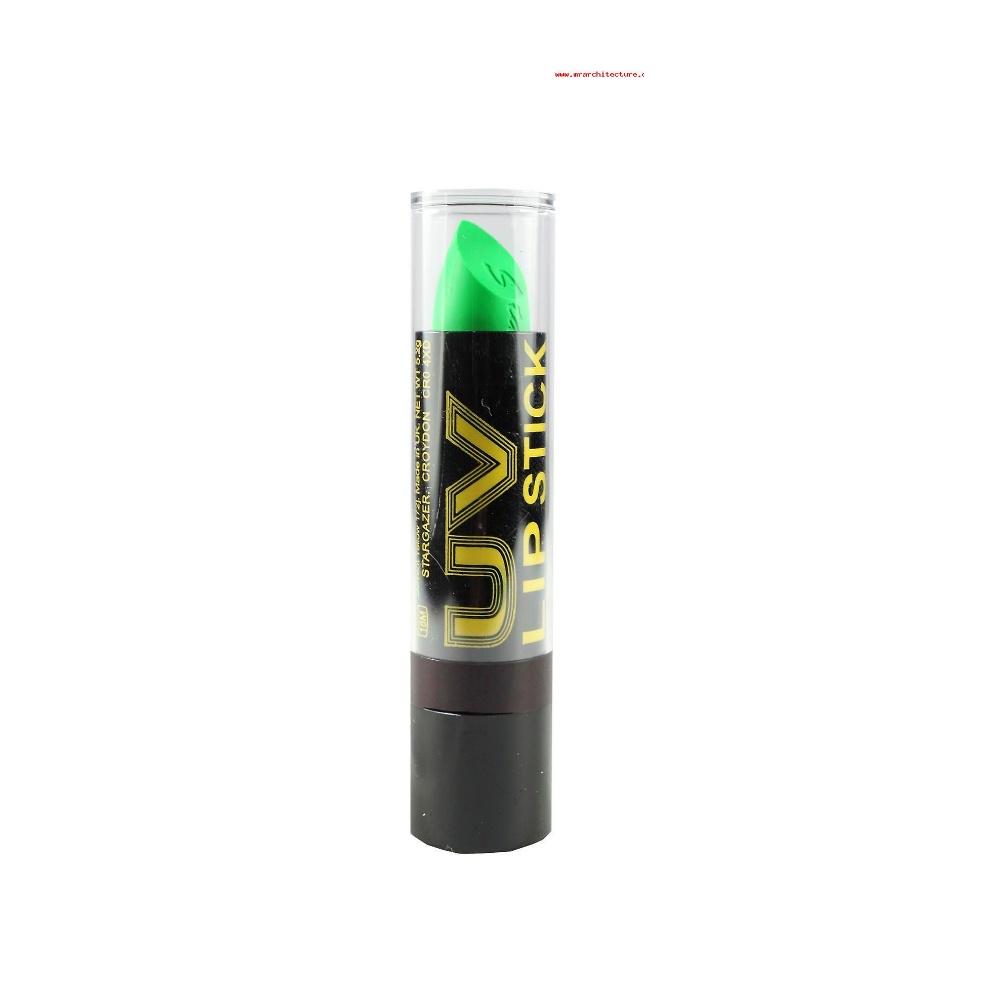 Губная помада STARGAZER Lipstick UV - Neon Green