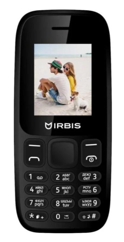 все цены на Мобильный телефон IRBIS SF16 Black онлайн