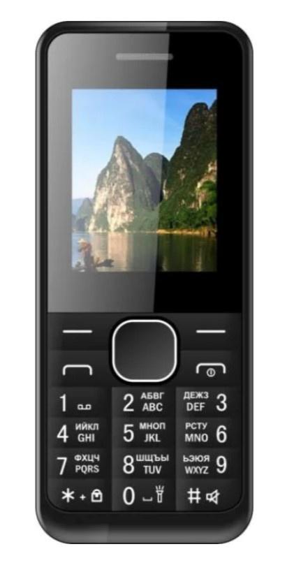 Мобильный телефон IRBIS SF06 Black Irbis