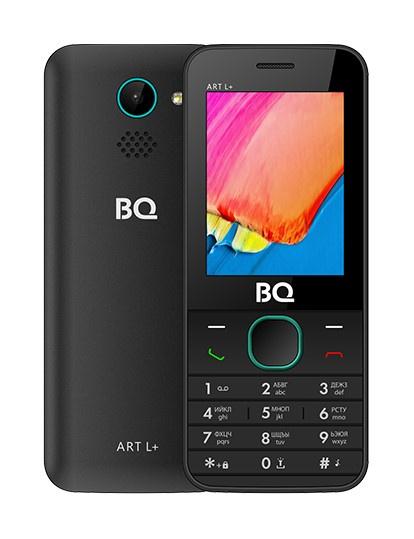 Мобильный телефон BQM-2438 ART L+ Black цена
