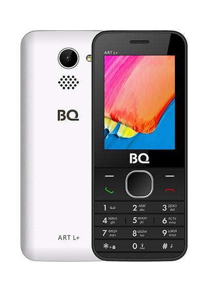 Мобильный телефон BQM-2438 ART L+ White цена
