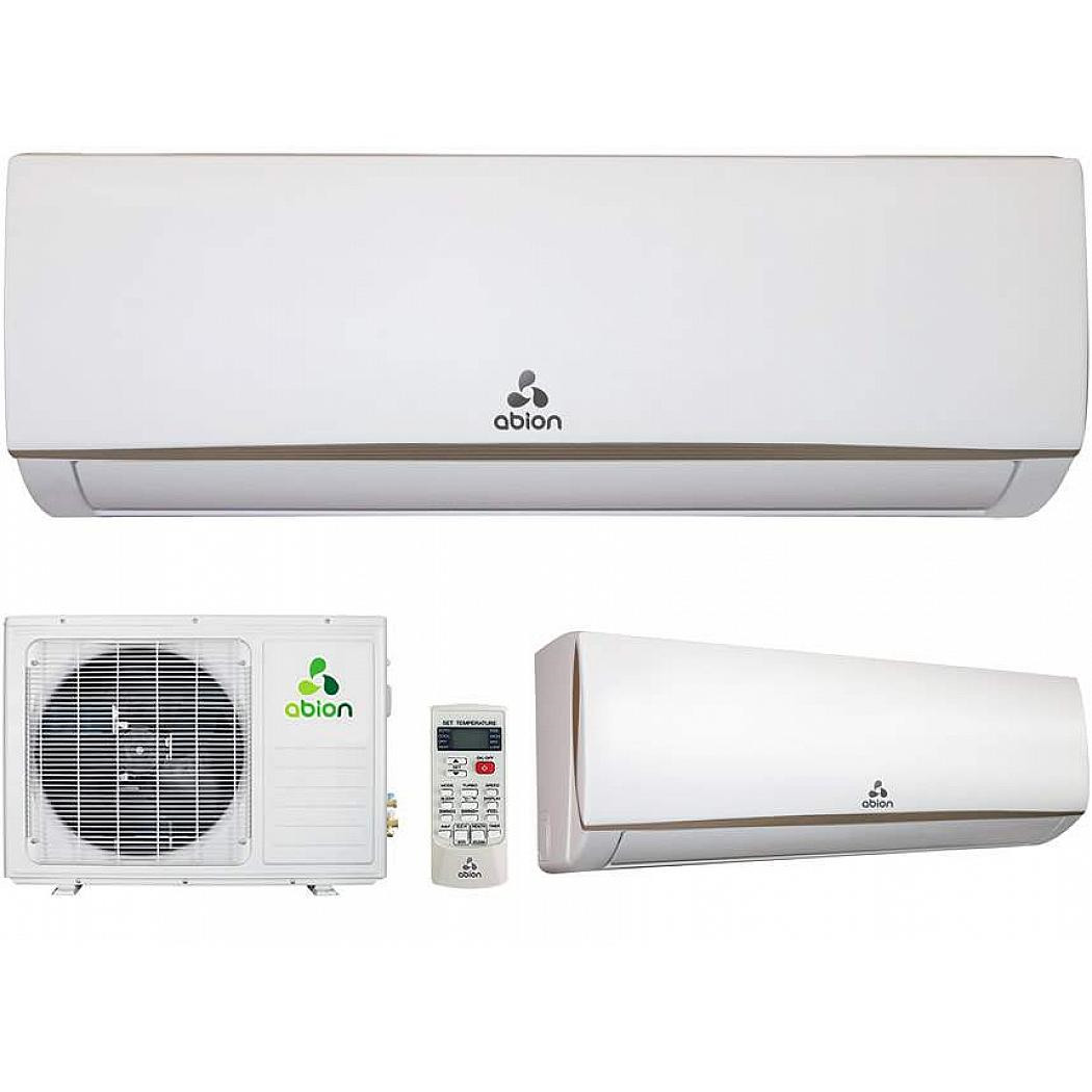 Сплит-система Abion Comfort ASH-C248BE/ARH-C248BE, белый фильтр отстойник баз ду 20