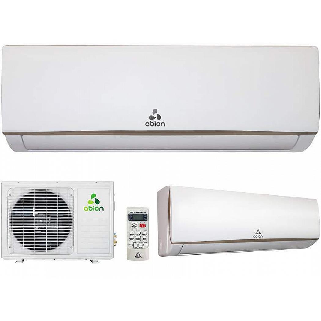 Сплит-система Abion Comfort ASH-C308BE/ARH-C308BE, белый фильтр отстойник баз ду 20