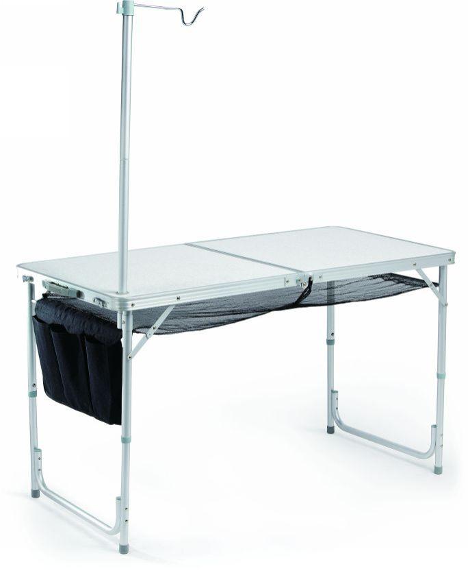 Стол складной Canadian Camper, CC-TA433F, белый цена