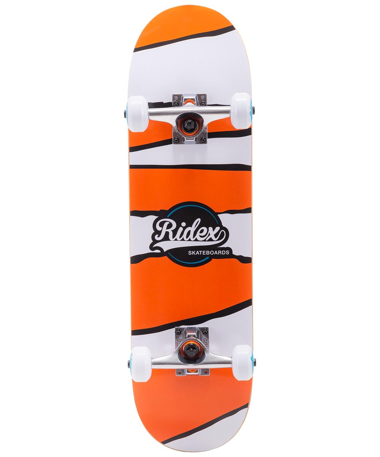 Скейтборд RIDEX 27.5X7.5, ABEC-5, Nemo